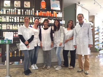 Farmacia internazionale team